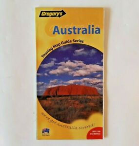 Australia Touring Map Guide Series - Gregory's - MAP 149 2nd Edition