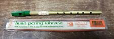Walton's Irish Penny Whistle In D OPEN BOX USED COMPLETE