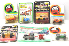 7 pc Odd 1970s Dime Store Diecast 1:64 Vehicles Welly Minimite Road Champs++++