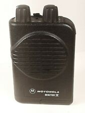 Motorola Minitor Iv Pager Only