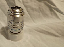 Nikon Bd Planapo 40080 210mm Microscope Objective Plan Apo M26 Thread 40x