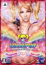 UsedGame PS3 LOLLIPOP CHAINSAW VALENTINE EDITION Japan import