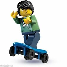 NEW LEGO 8683 Series 1 Skater Minifigure /  Rare Sealed