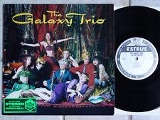 "The Galaxy Trio – In The Harem   10"" Vinyl  LP Estrus Records – ES-107"