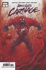 Absolute Carnage #4 (of 5) Marvel Comics 2019 NOT VIRGIN