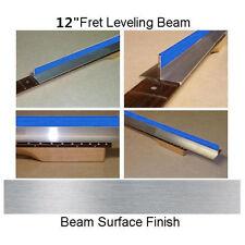 Long Span 12'' Fretboard Fret Leveling/Sanding Beam Guitar Tools for Luthier