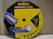 Dewalt DT40256 305mm metal cutting chopsaw diamond blade