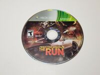 Need for Speed: The Run (Microsoft Xbox 360, 2011) DISC ONLY