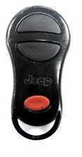 Keyless remote entry GQ43VT9T Jeep Cherokee transmitter control clicker OEM fob