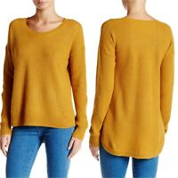 Madewell Chronicle Texture Pullover Ariel Sweater Open Knit Oversized Size XS EC