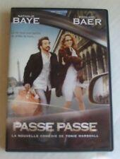 DVD PASSE PASSE - Nathalie BAYE / Edouard BAER - Tonie MARSHALL