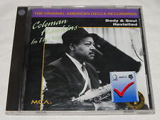CD - Coleman Hawkins in the 50's: Body & Soul Revisited
