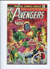 Avengers 129 Fine+ (1963) Kang  Marvel Comics CBX1E