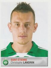 360 CHRISTOPHE LANDRIN AS.SAINT-ETIENNE ASSE STICKER FOOT 2007 PANINI