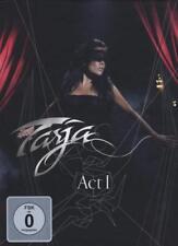 Act 1 Tarja/Tarja Turunen  3 DVD  +2 CD limited edition box set ( nightwish )