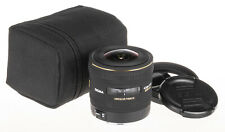 Sigma 4.5mm f/2.8 EX DC HSM CIRCULAR FISHEYE lens for Canon | excellent condit.
