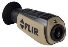 Flir Scout Iii-640 30Hz Thermal Imager Black/Tan