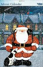Father Christmas, Raymond Briggs A3 Advent Family Month To View New
