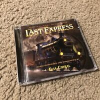 THE LAST EXPRESS Complete VG Soundtrack CD Elia Cmiral RARE OOP