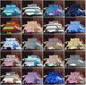 Luxury Premium Quality Printed Design Duvet Cover Sets Bedding Sets All Sizes DL