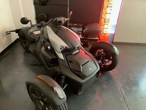 New Can-Am Ryker 600 Automatic Trike 3 Wheeler In Stock