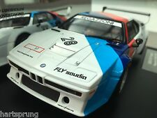 "Carrera digital 124 23820 bmw m1 Procar ""regazzoni no. 28"", 1979 nuevo embalaje original box"