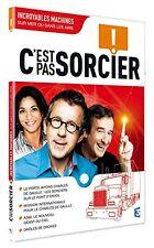 """DVD """"C est Pas Sorcier   incroyables machines"""""""
