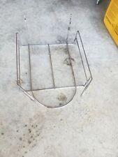 metal baseball hat rack holder