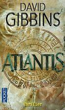 ATLANTIS // David GIBBINS // Thriller // Aventure // Mythe ou réalité