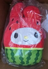 "Squishmallows 12"" Sanrio Hello Kitty Watermelon My Melody NWT In Hand Ships Fast"