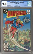 Supergirl #1 CGC 9.8 1982 3739071018