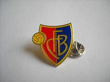a2 BASEL FC club spilla football calcio fussball pins svizzera switzerland