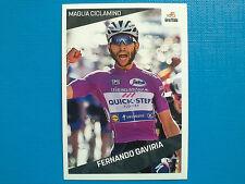 Figurine Panini 100 Giro d'Italia G10 Fernando Gaviria