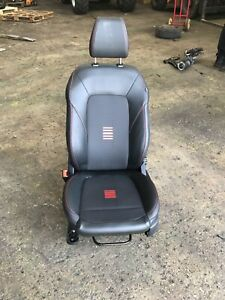 2018-ON FORD FIESTA MK8 ST LINE X 3DR PASSENGER NEAR SIDE FRONT SEAT