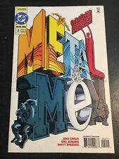 Metal Men#2 Incredible Condition 9.4(1993) Origin !!