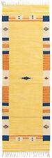 ITA-1710-7-Tappeto Kilim Indiano Occasione - 180x60 Cm - Galleria Farah1970