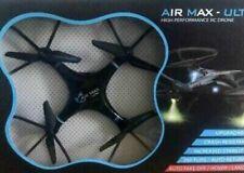 DRONE BUNDLE -AIR MAX ULTRA HIGH PERFORMANCE POWERFUL DRONE plus CAMERA