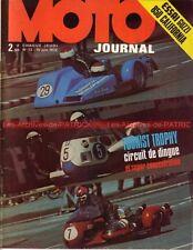 MOTO JOURNAL   73 GUZZI GT 850 SUZUKI Van Van RV 90 OSSA 500 NSU MOTOBECANE 1972