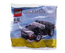 UFFICIALE LEGO CREATOR 30183-Little Black Car-Polybag minifigura Genuine