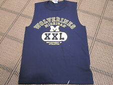 MICHIGAN WOLVERINES youth tank top tee shirt large- NWT