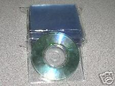 "500 pcs  3""  Mini CD DVD Vinyl Sleeve JS28"