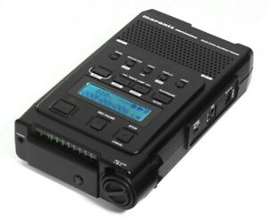 Marantz PMD660 Professional Solid State Recorder - Black. In VGC
