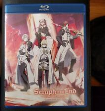 Seraph of the End: Vampire Reign Season 1 Part 2 - Blu-ray Only - English