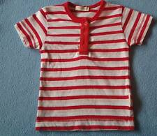 Pure Baby Cute Little Girls Striped Tee. Size 000
