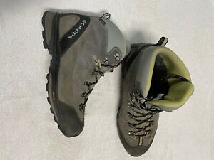 scarpa hiking boots KINESIS GTX men's size 44, used condition excellent tread