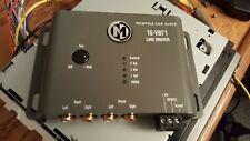 Memphis Audio 16-vbf1 line driver