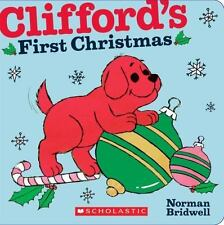 Clifford's First Christmas by Bridwell, Norman , Board book