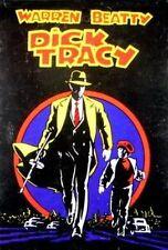 Dick Tracy The Movie DVD 1990 Warren Beatty
