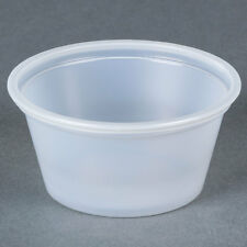 100 ct.  2 OZ Portion Cups NO Lids- Jello Shots, Samples  FREE Shipping
