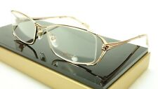 Chopard Eyeglasses Frame VCH 946S 8FCX Gold Plated Metal Italy Made 55-18-135
